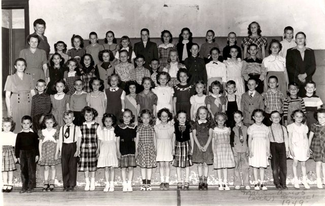 GRADE SCHOOL1949