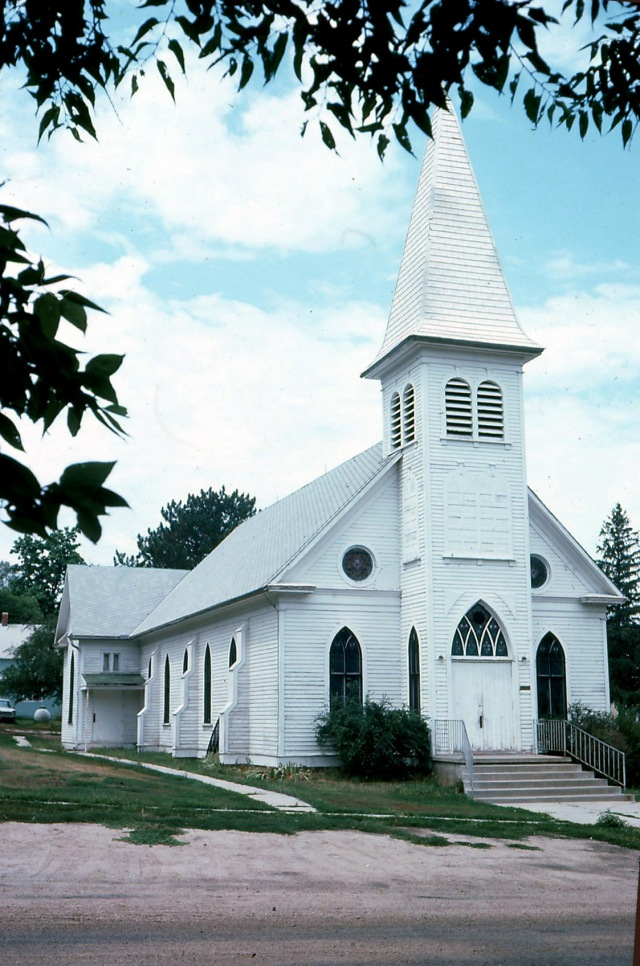 Old Clarkson Church 1902-1976 a