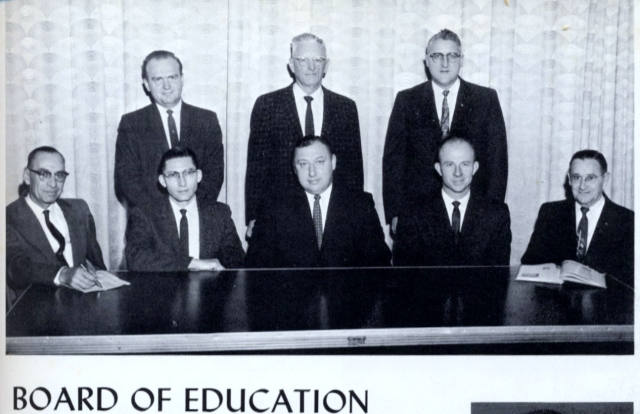 BD OF ED 1961