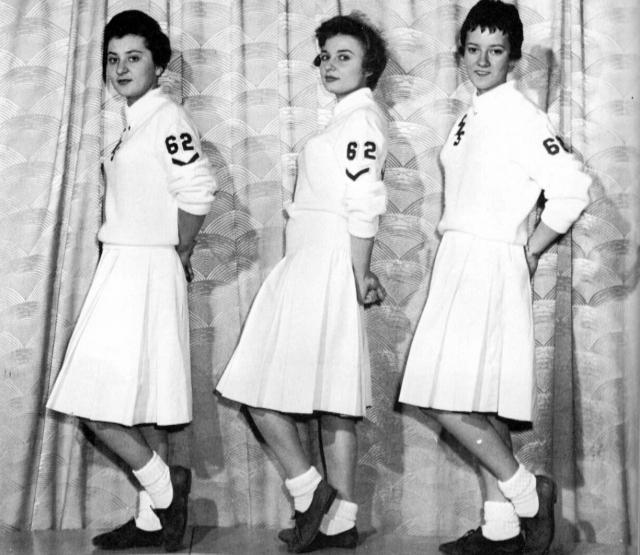 cheer 1960-61