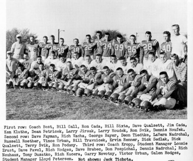 SQUAD 1961-62