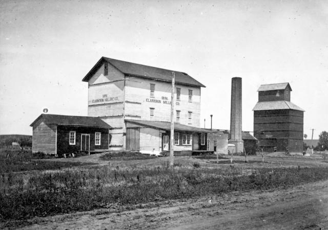Clarkson Mill 1898