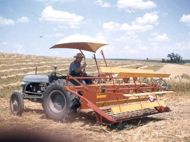 Windrower July 57
