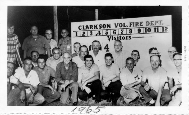 1965 Firemen