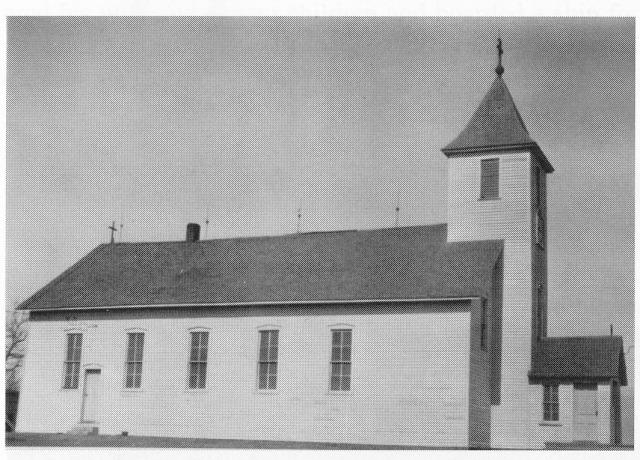 Old Heun Church 1