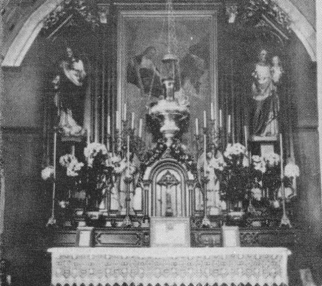 Old Heun Church Interior 3