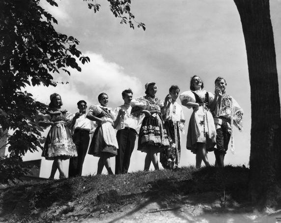 Detroit Beseda 6-10-1939