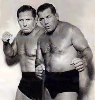 Ernie and Emil Dusek