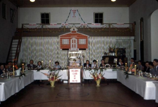 Class of 1944 Reunion 8-7-1954