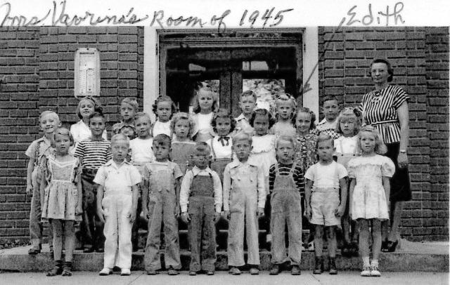 Grade School 1945-46