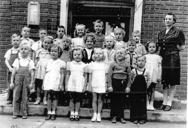 Grade School 1946-47
