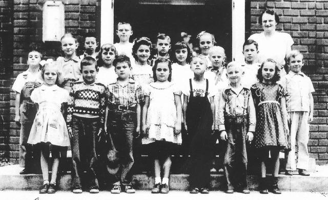 Grade School 1947-48