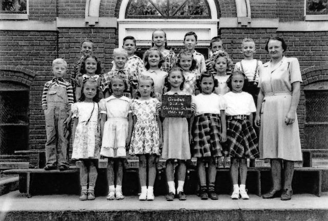 Grade School 1948-49