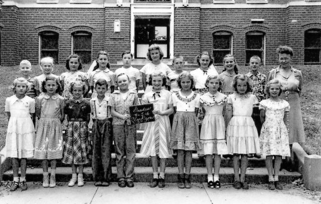 Grade School 1950-51