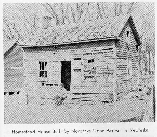 Novotny Homestead House 1