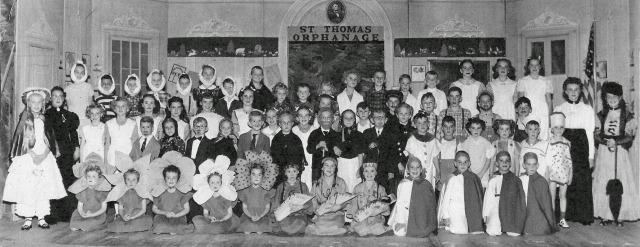 School Play 1950 Big