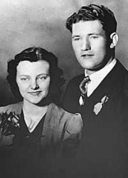 Weldon and Marian Rakowsky 1938