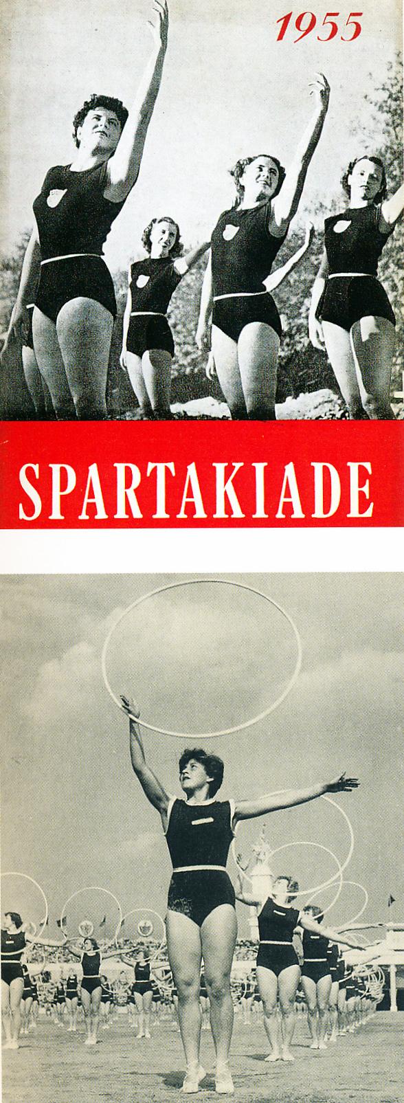 Spartakiade 1955
