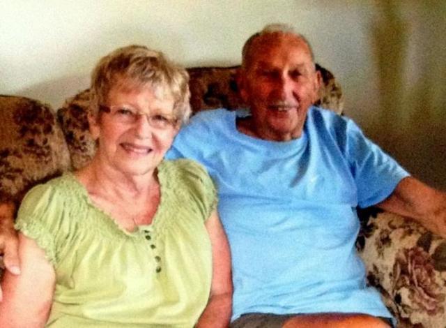 Elden and Doris Prazak 1