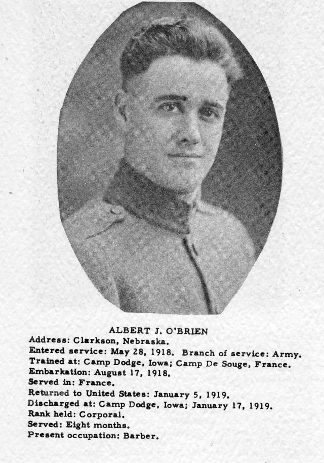 Albert O'Brien