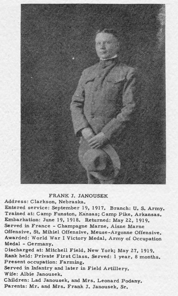 Frank Janousek