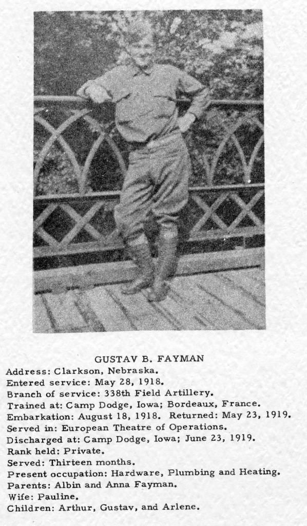 Gustav Fayman