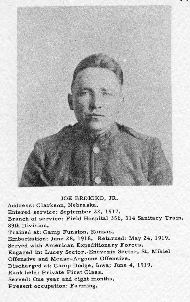 Joe Brdicko