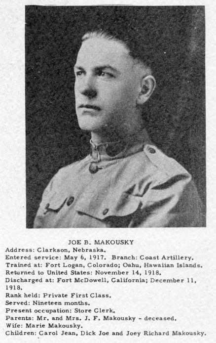 Joe Makousky