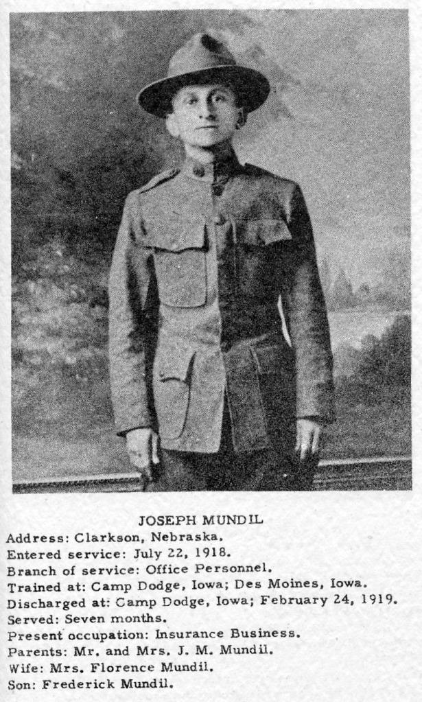 Joseph Mundil