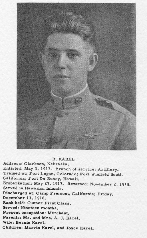 R Karel