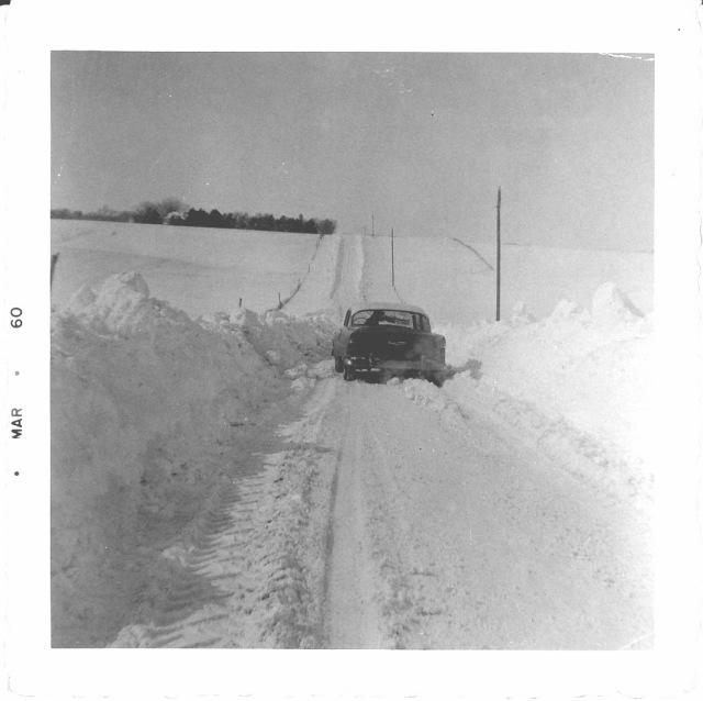 Snow 1960