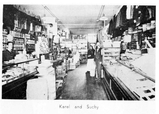 Karel and Suchy 1903