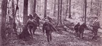 80th Division La Chalade Meuse