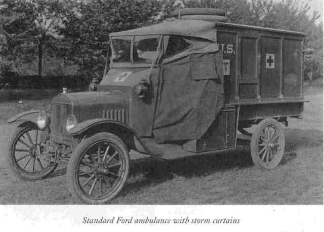 WWI Ambulance