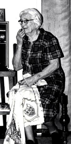 Grandma Toni