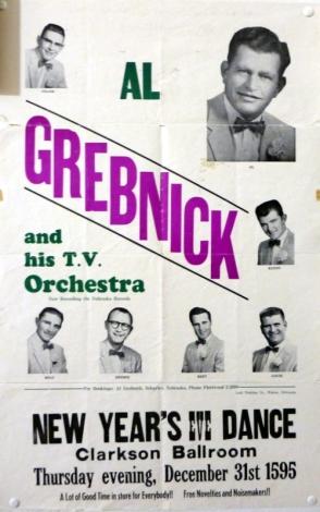 Al Grebnick 1959