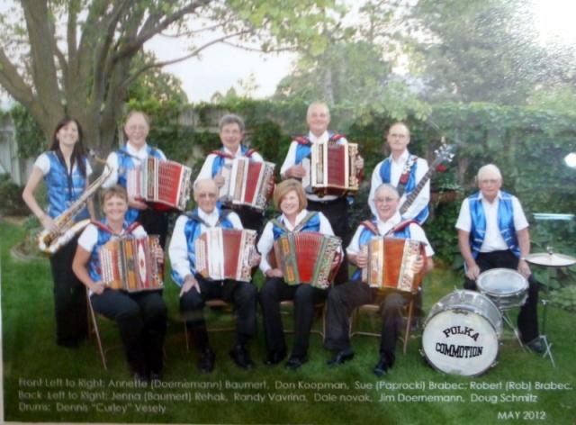 Clarkson Band 2012