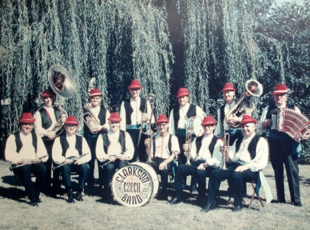 Clarkson Czech Band