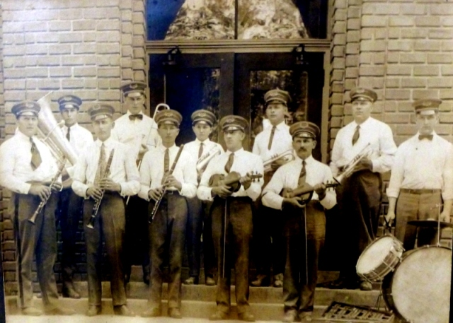 Krofta Orchestra 1917