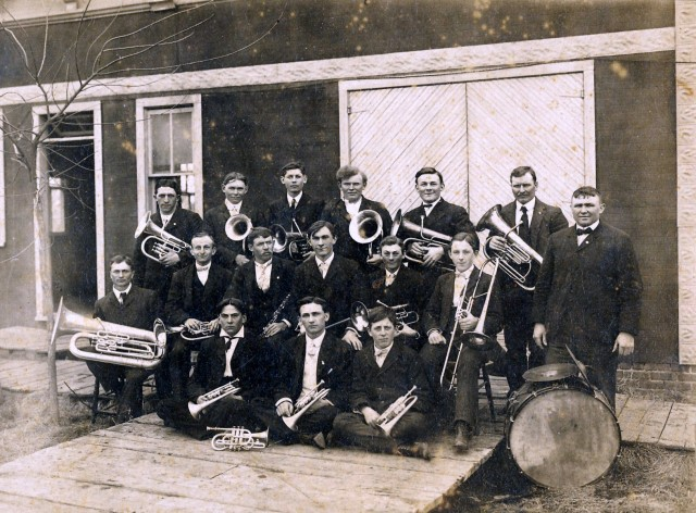 First Jirovec City Band