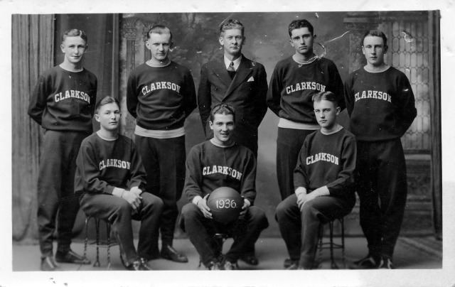 1936 CHS Basketball Team