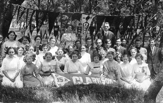 BJ Novotny Sylvia Brdicko 1914