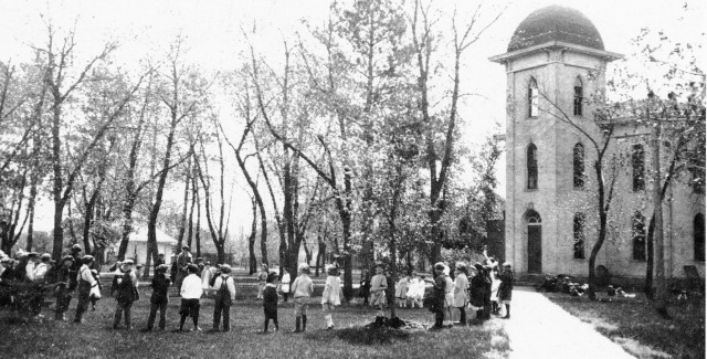 Colfax County Courthouse 1871-1921b