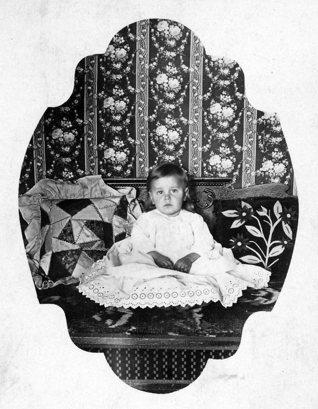 Little Johnnie Hruska March 1910