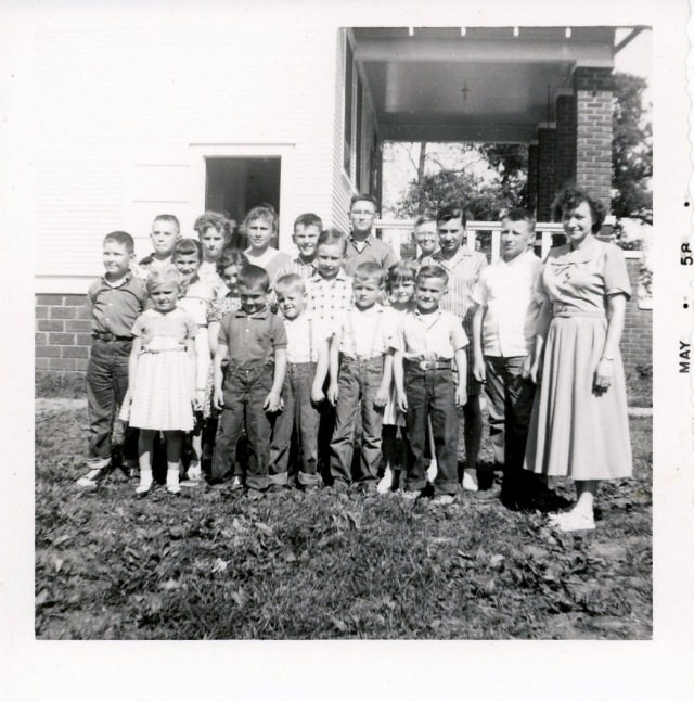 District 21 1958