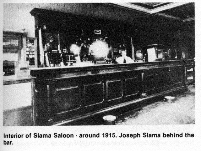 Slama Interior 1915