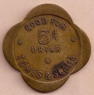 5 cent token 1