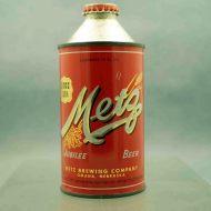 Metz Beer can