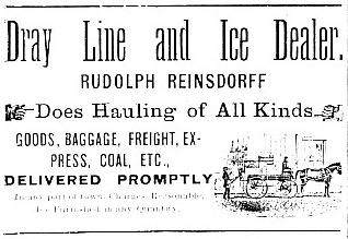 Reinsdorff Dray 1887