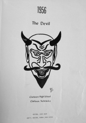 CHS Yearbook_05 1956